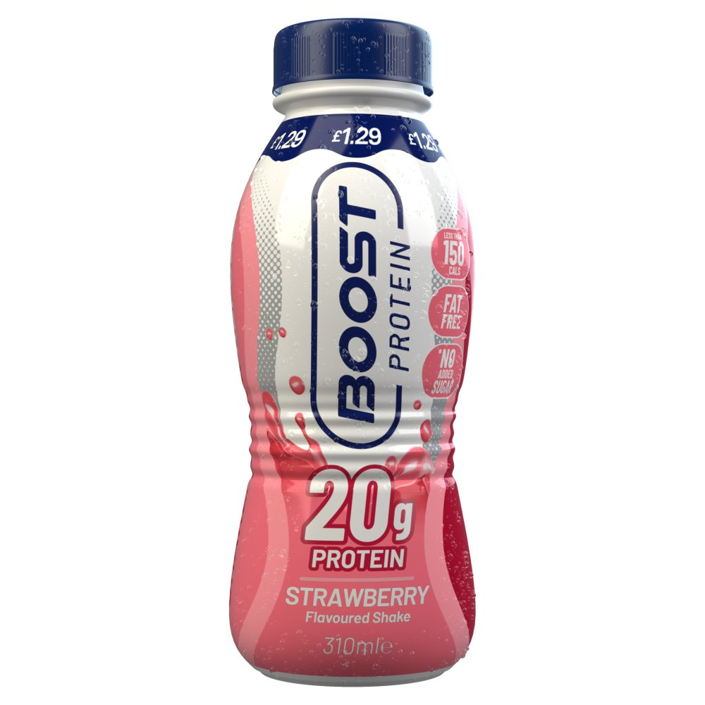 Boost Protein Strawberry £1.29