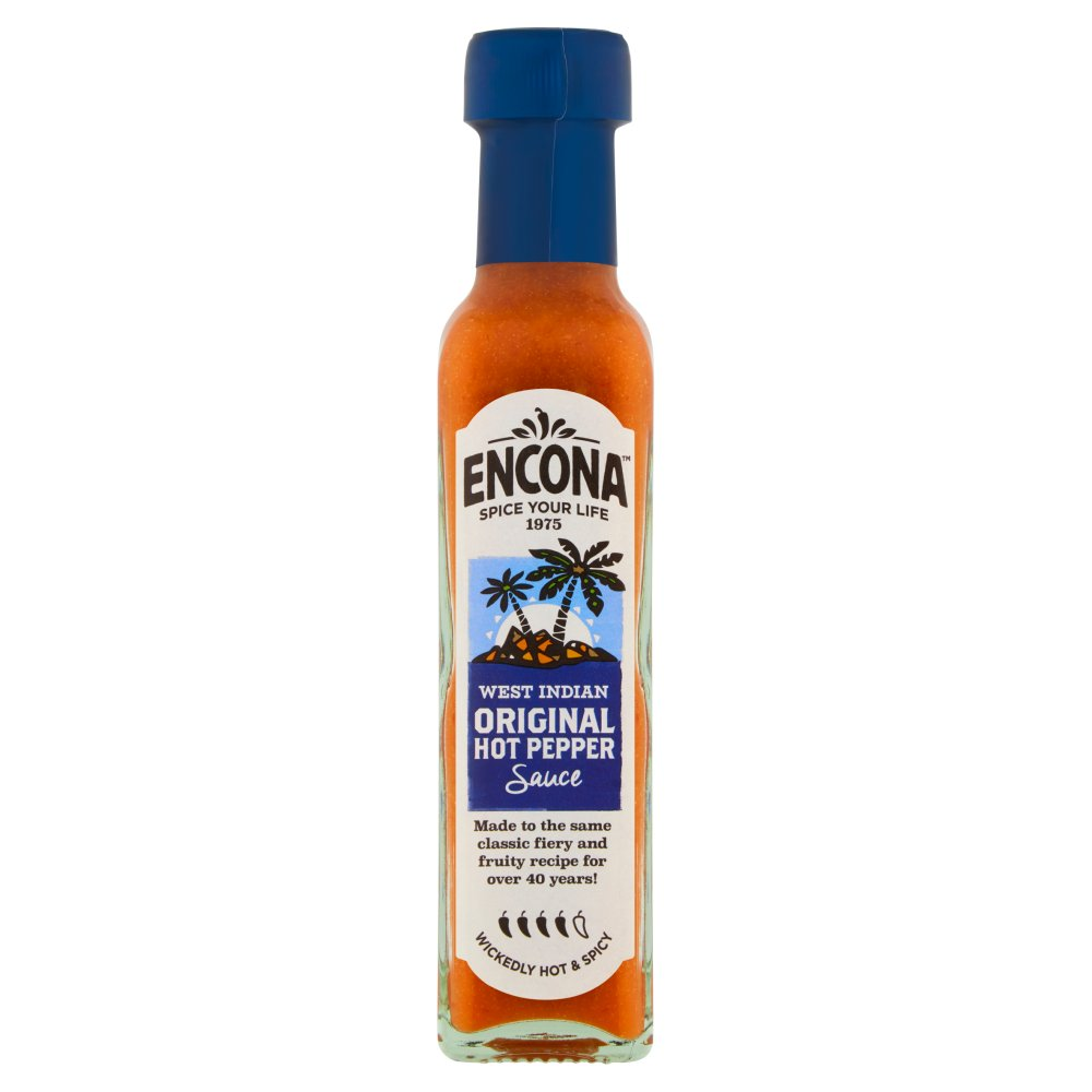 Encona West Indian Hot Sauce