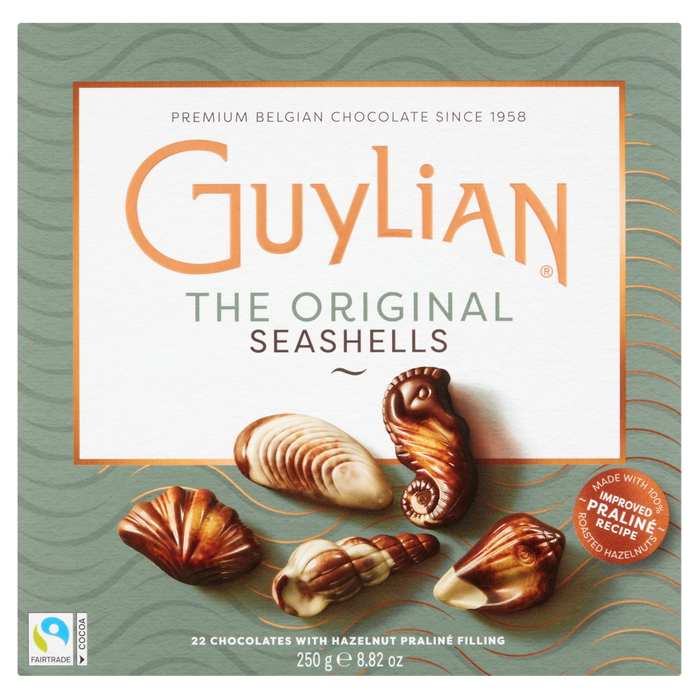 Guylian Chocolate Sea Shells