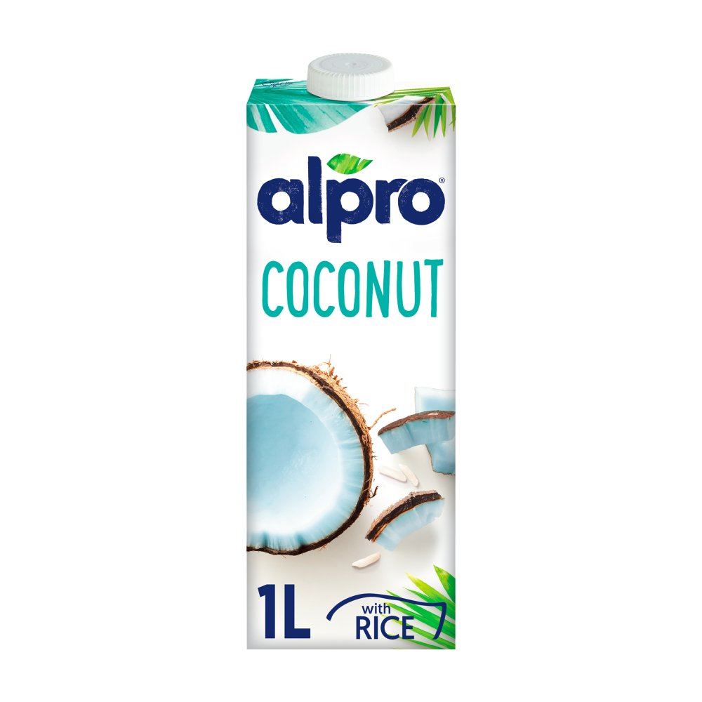 Alpro Coconut Long Life Drink 1L