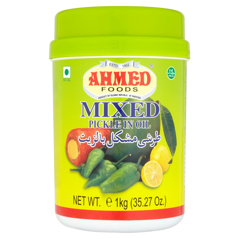 Ahmed Mix Pickle