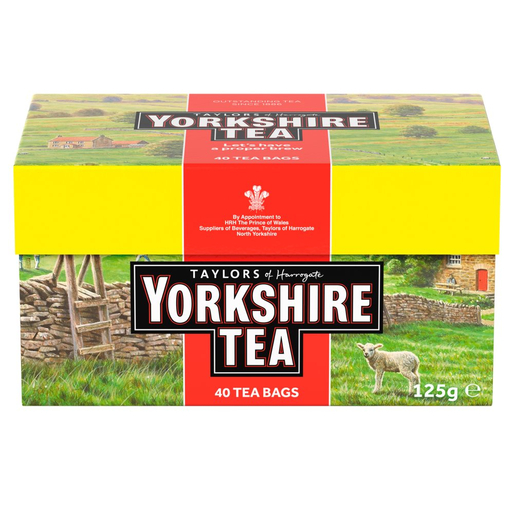Yorkshire Tea PM £1.39
