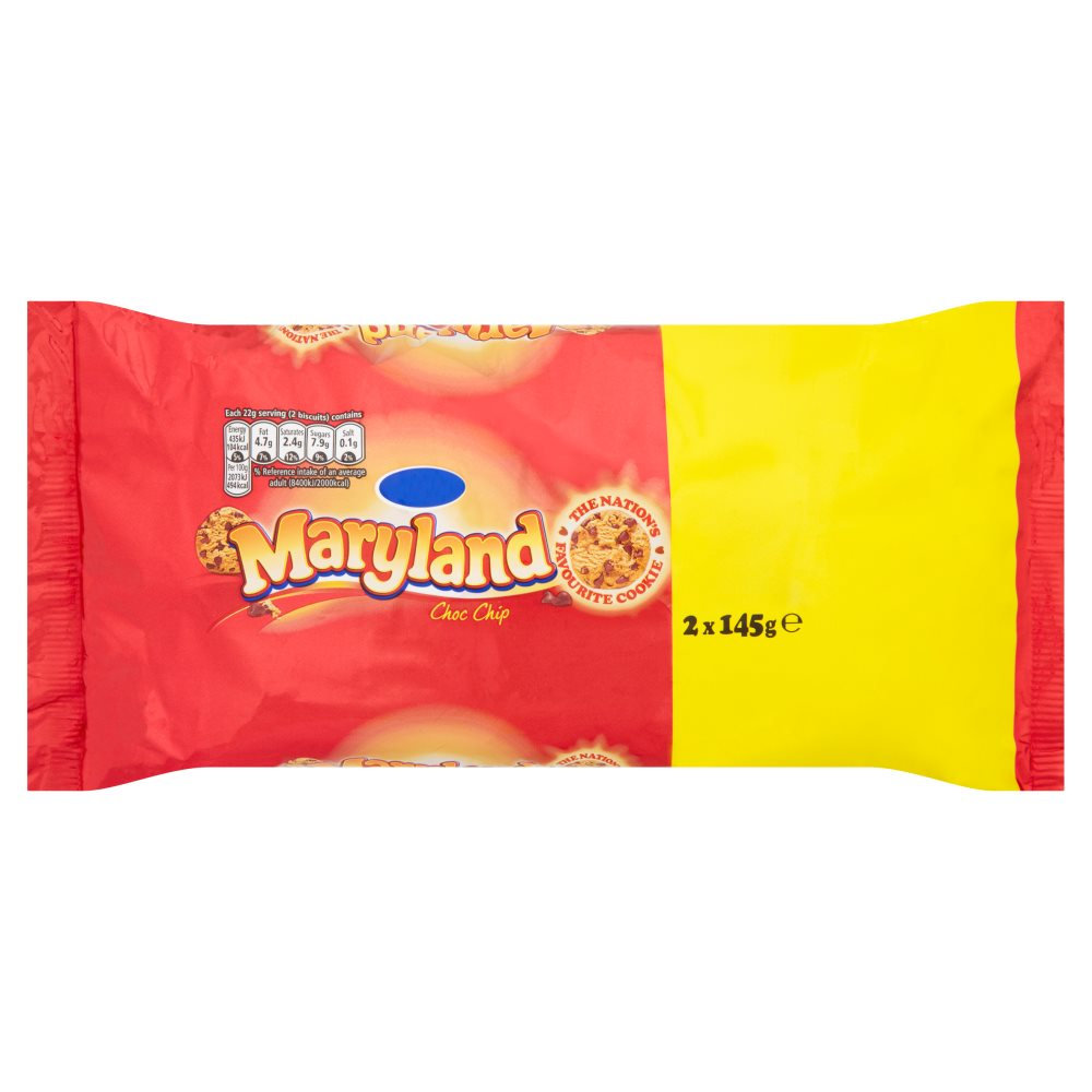 Maryland Chocolate Chip Twin 89p
