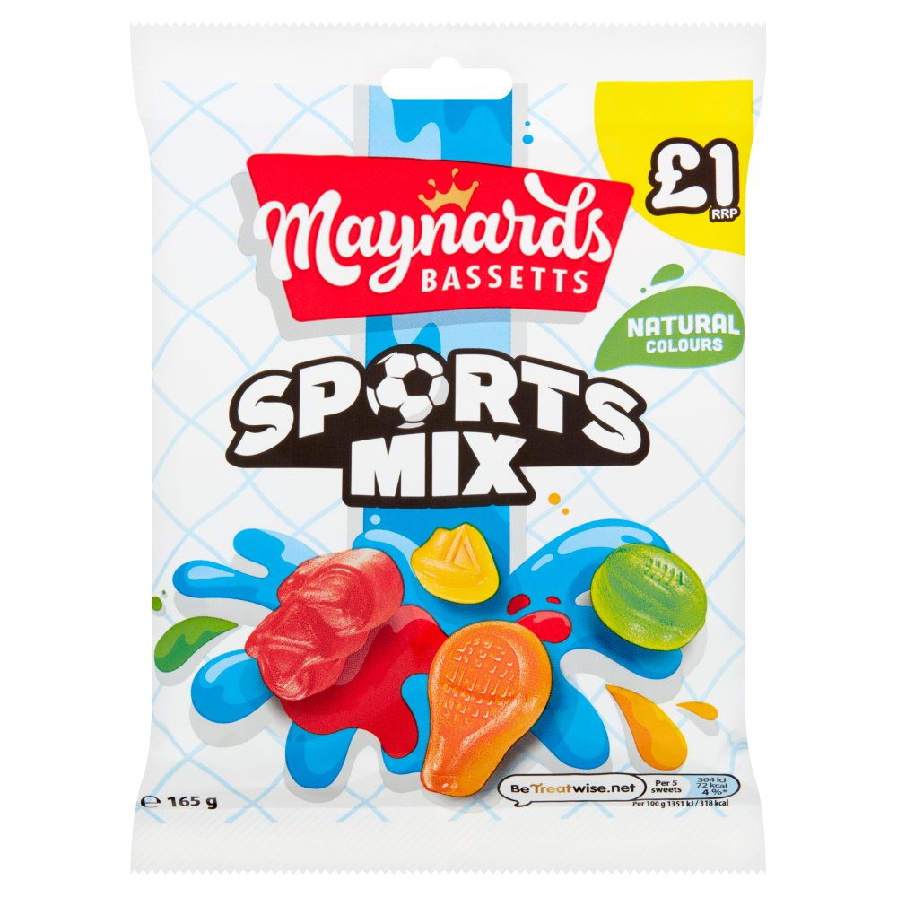 Maynards Bassetts Sports Mix £1
