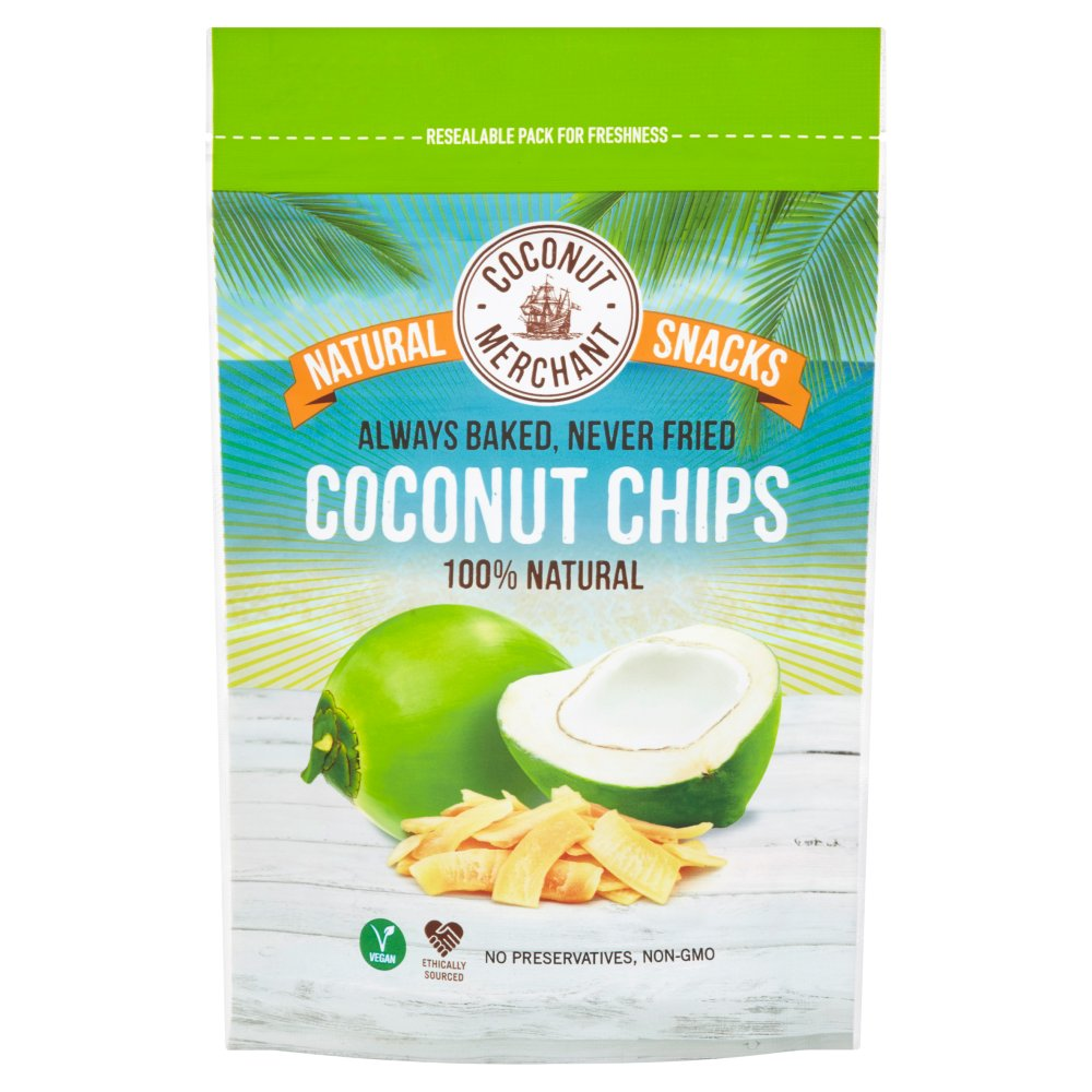 Coconut Merchant Coconut Chips