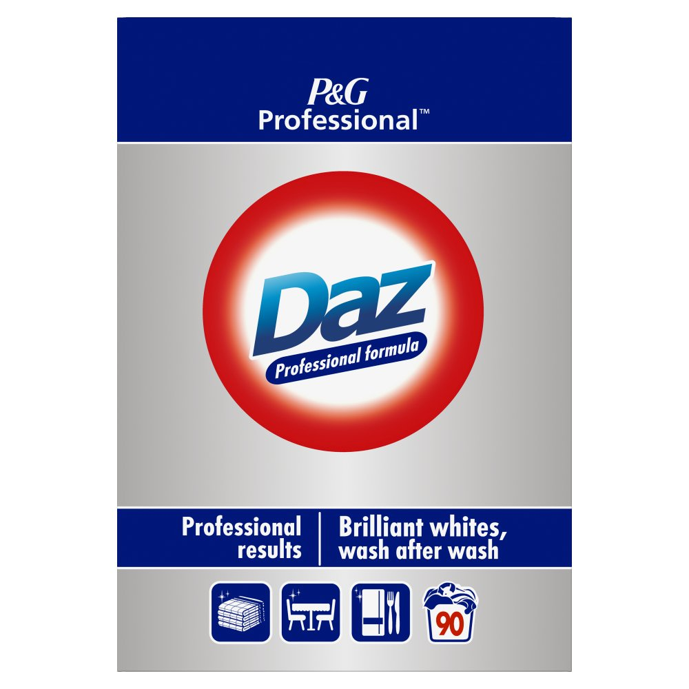 Daz Professional Powder Detergent Regular 6kg 90 Washes