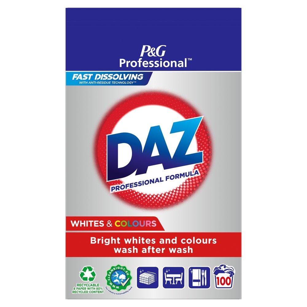 Daz Professional Powder Detergent Regular 6.5kg 100 Washes
