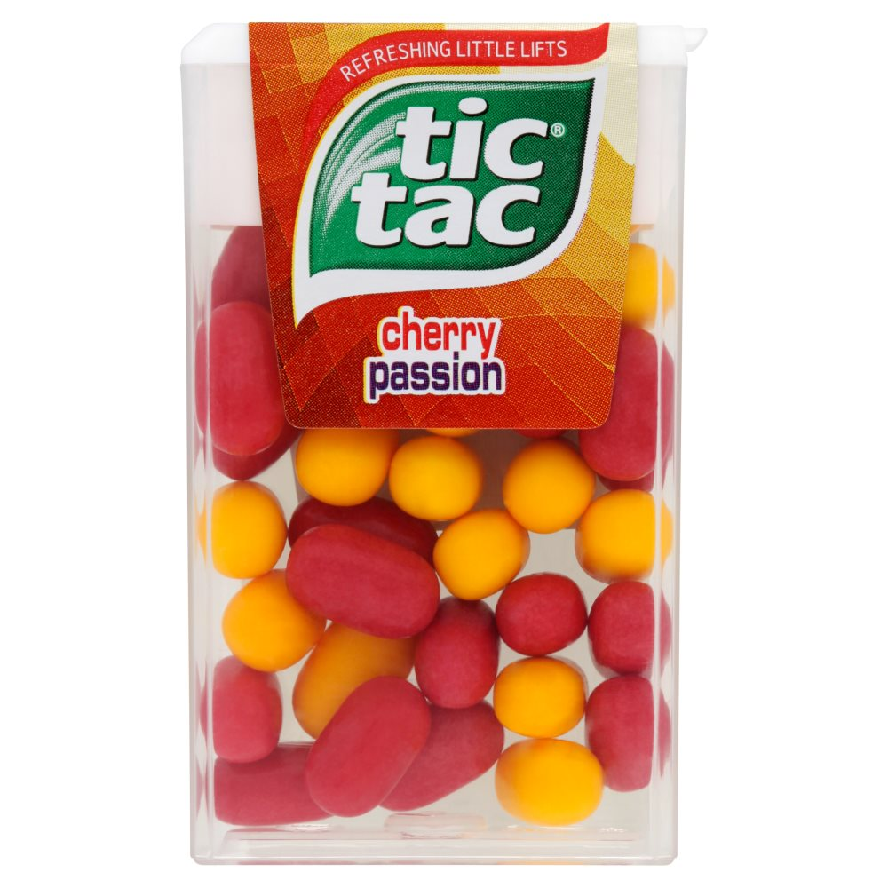 Tic Tac Cherry Passion T24