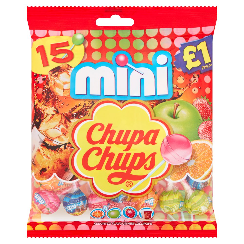 Chupa Chups Mini Bag PM £1