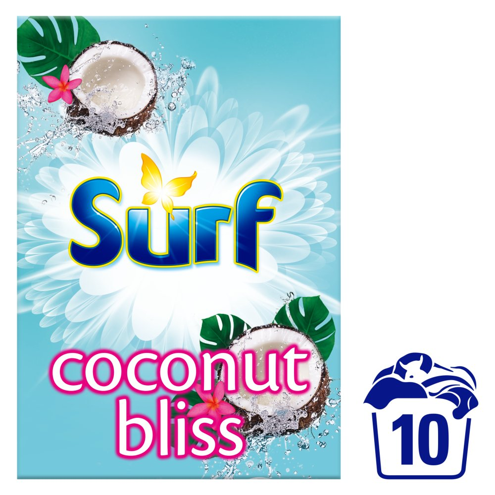 Surf Coconut Laundry Powder 650 G