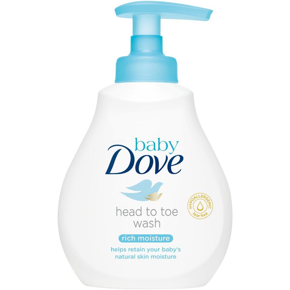 Baby Dove Rich Moisture Body wash 200ml