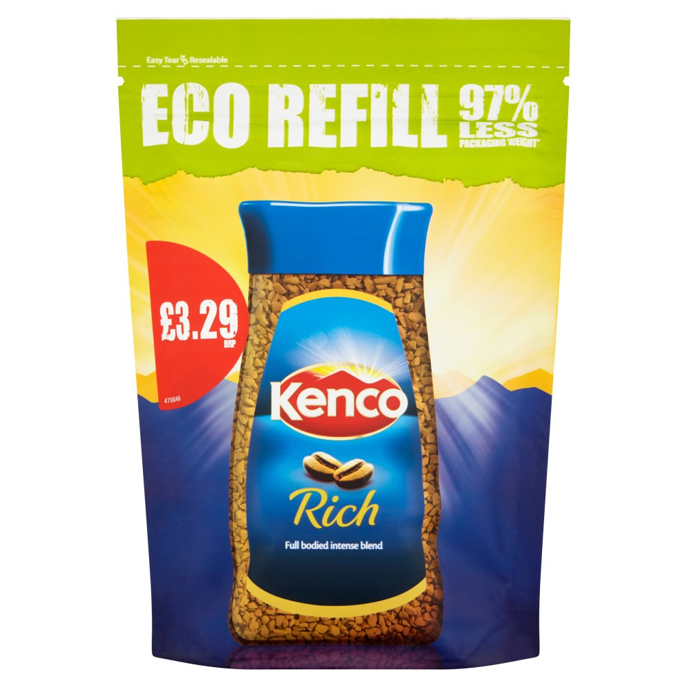 Kenco Rich Roast Eco Refill PM £3.29