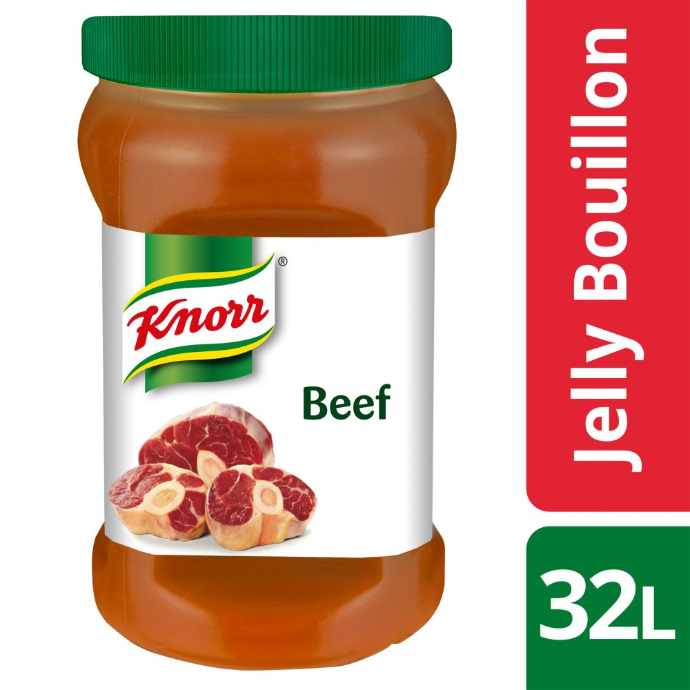 Knorr Jelly Bouillon Beef 800g