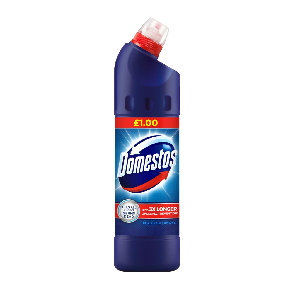 Domestos Original Blue PM £1