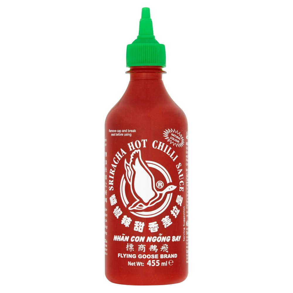 Fg Sriracha Hot Chilli Sauce