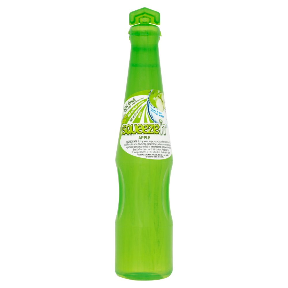 Squeeze It Apple 200ml