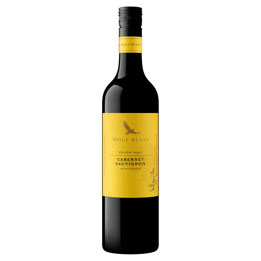Wolfblass Yellow Cabernet Sauvignon 75cl