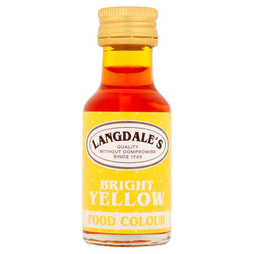 Langdale Yellow Colouring