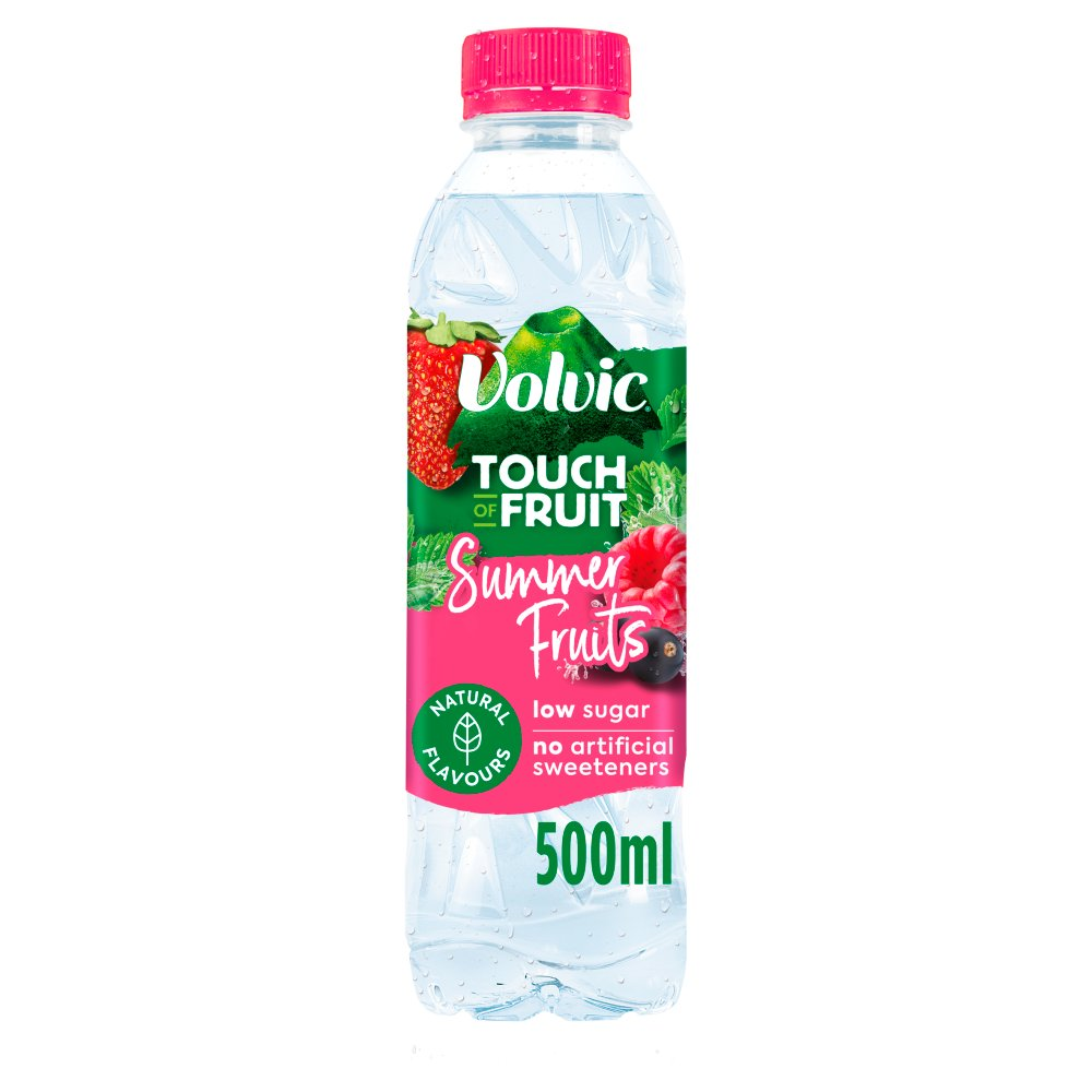 Volvic Touch Of Fruit Summer Fruit 500ml