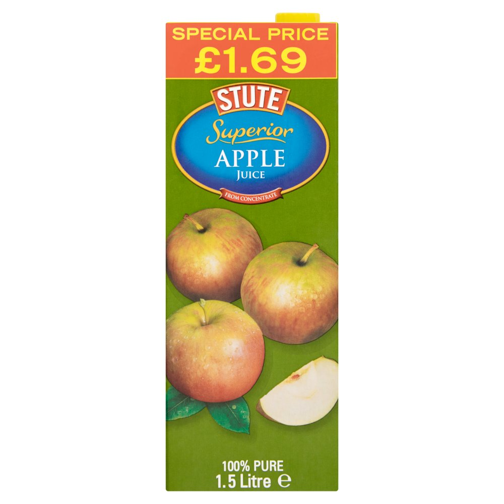 Stute Apple Juice £1.69