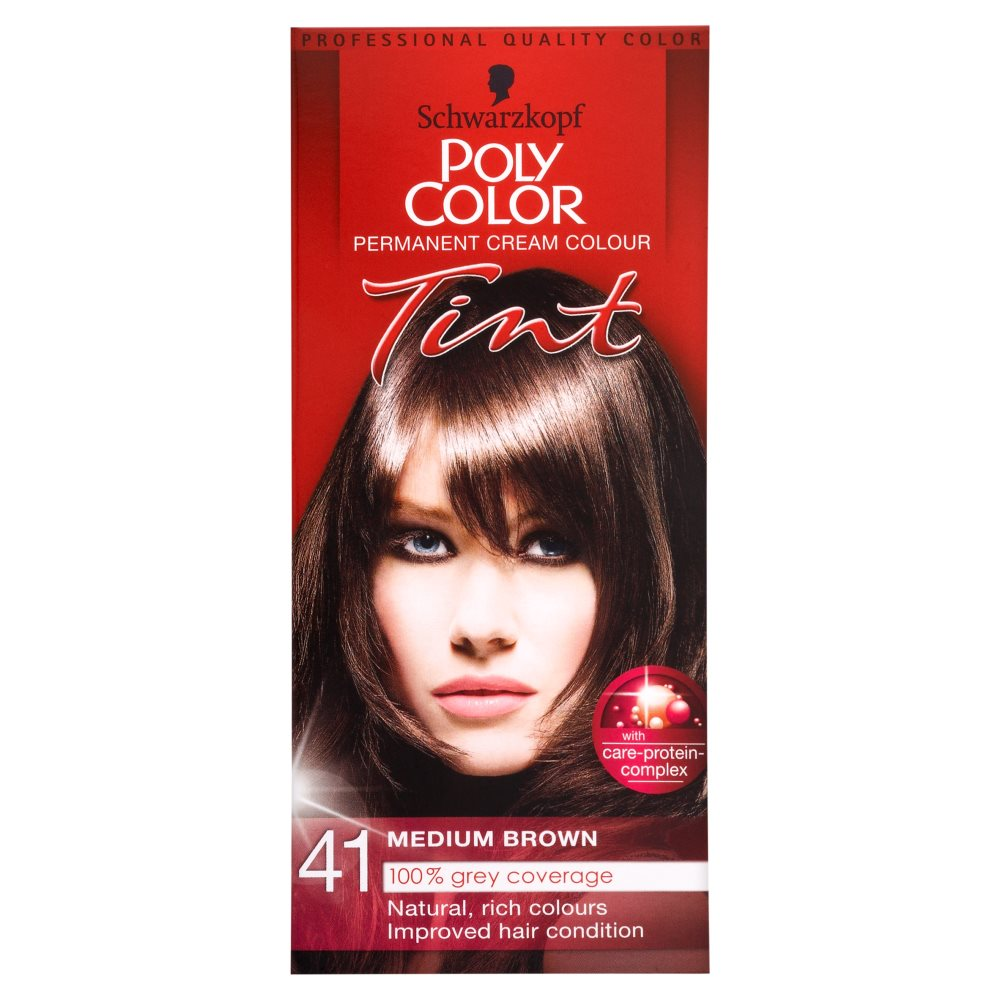 Polytint 41 Medium Brown