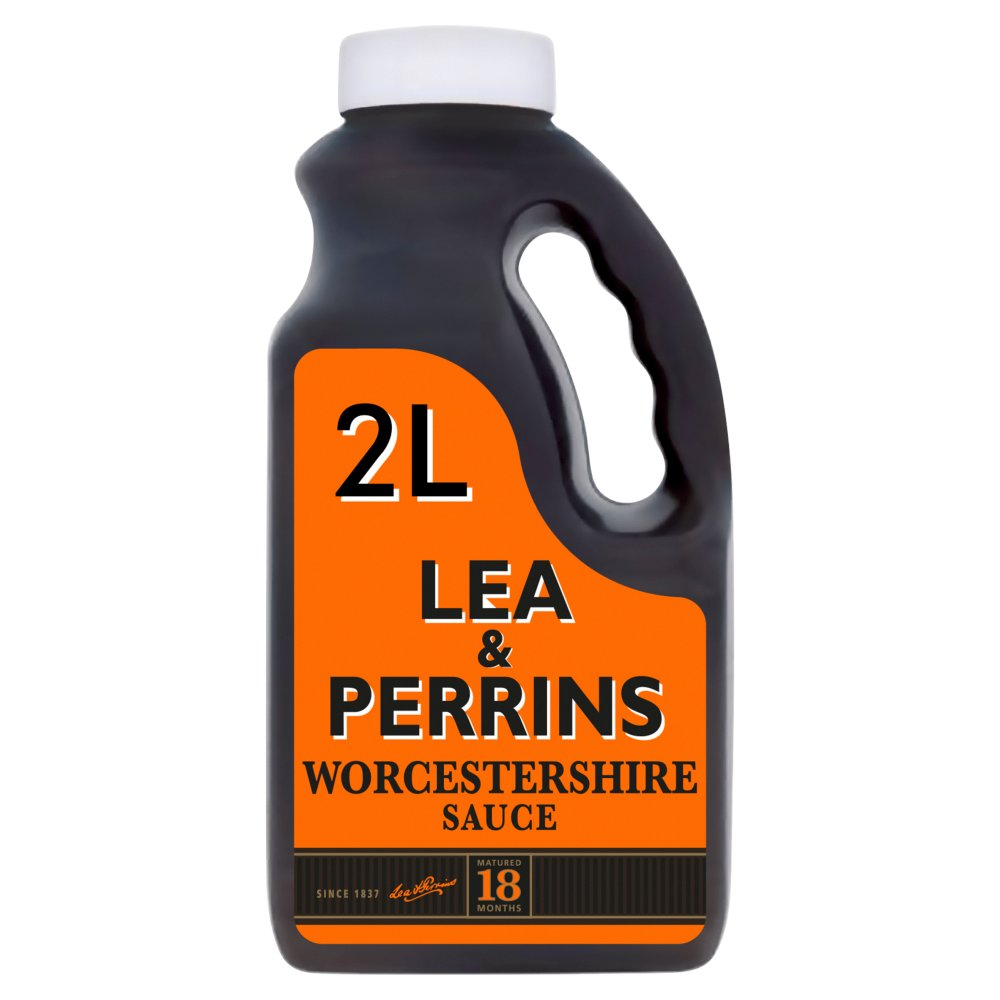 Lea & Perrins Worcestershire Sauce 2.0L