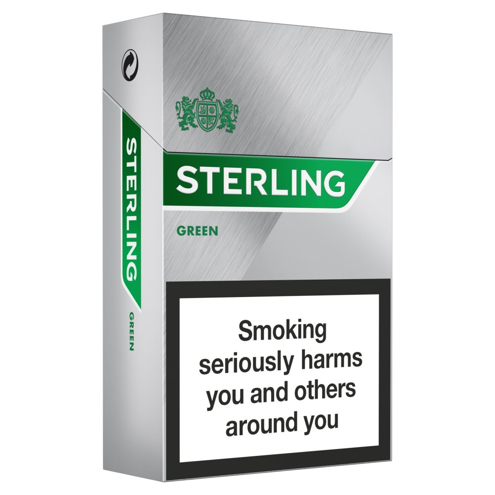 Sterling King Size Green