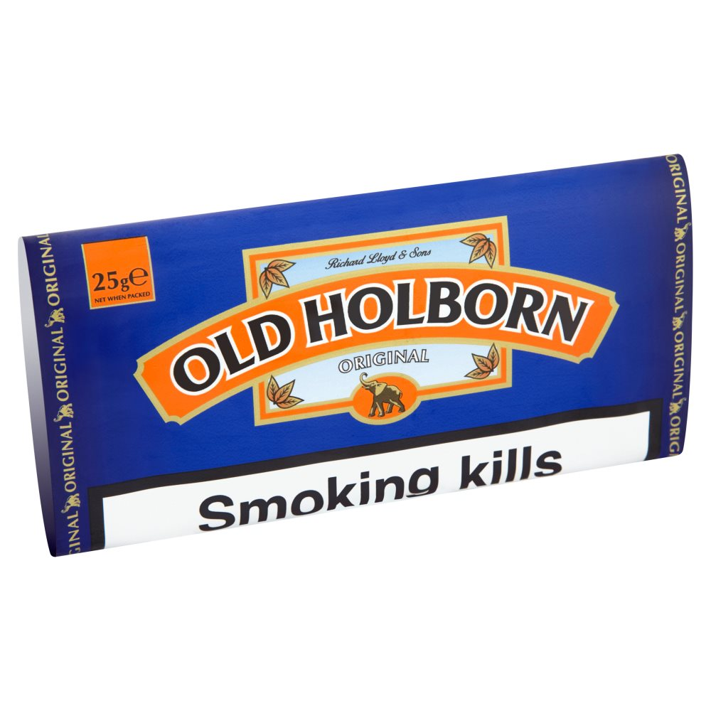 Old Holborn Tobacco 25g