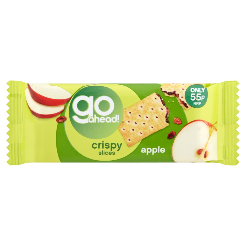 Go Ahead Apple & Sultana PM 55p