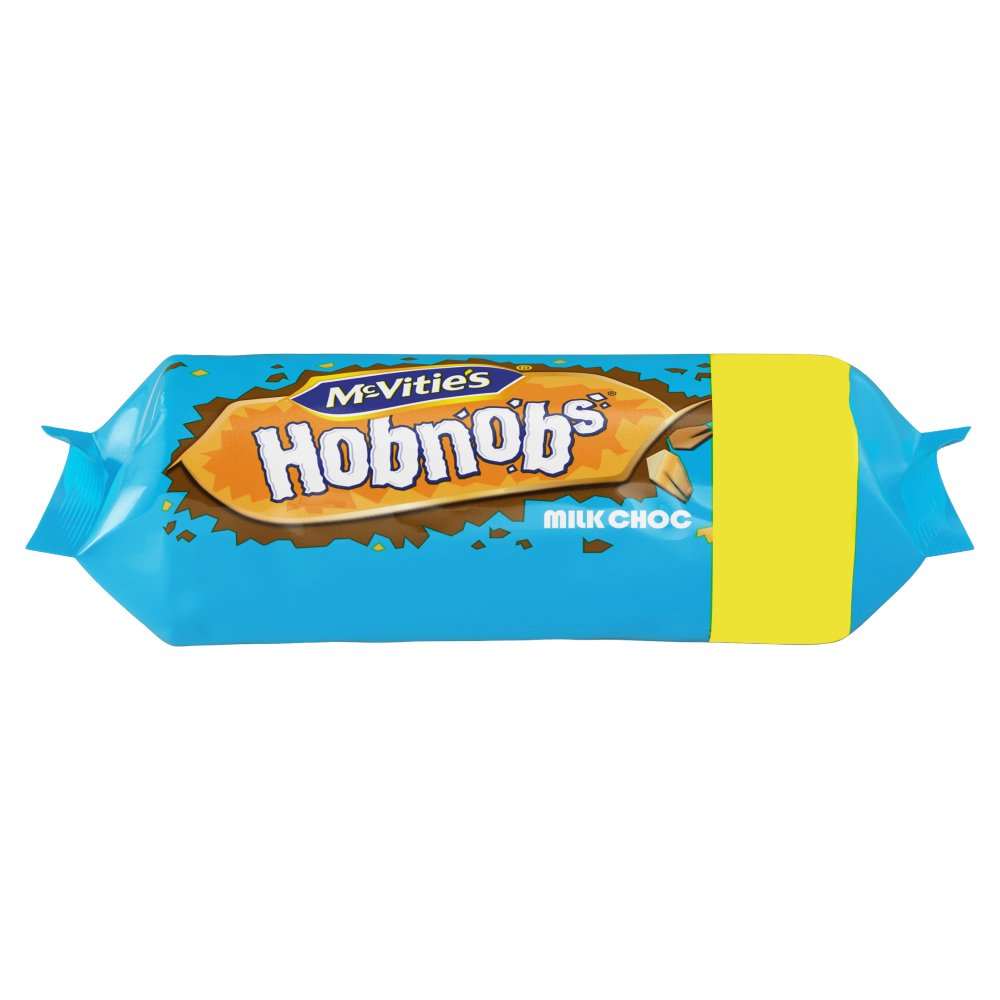 Mcvities Milk Chocolate Hobnobs 15For12 PM £1.50