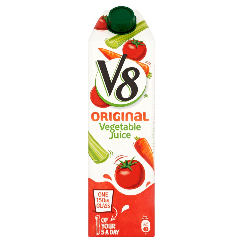 Campbells V8 Vegetable Juice