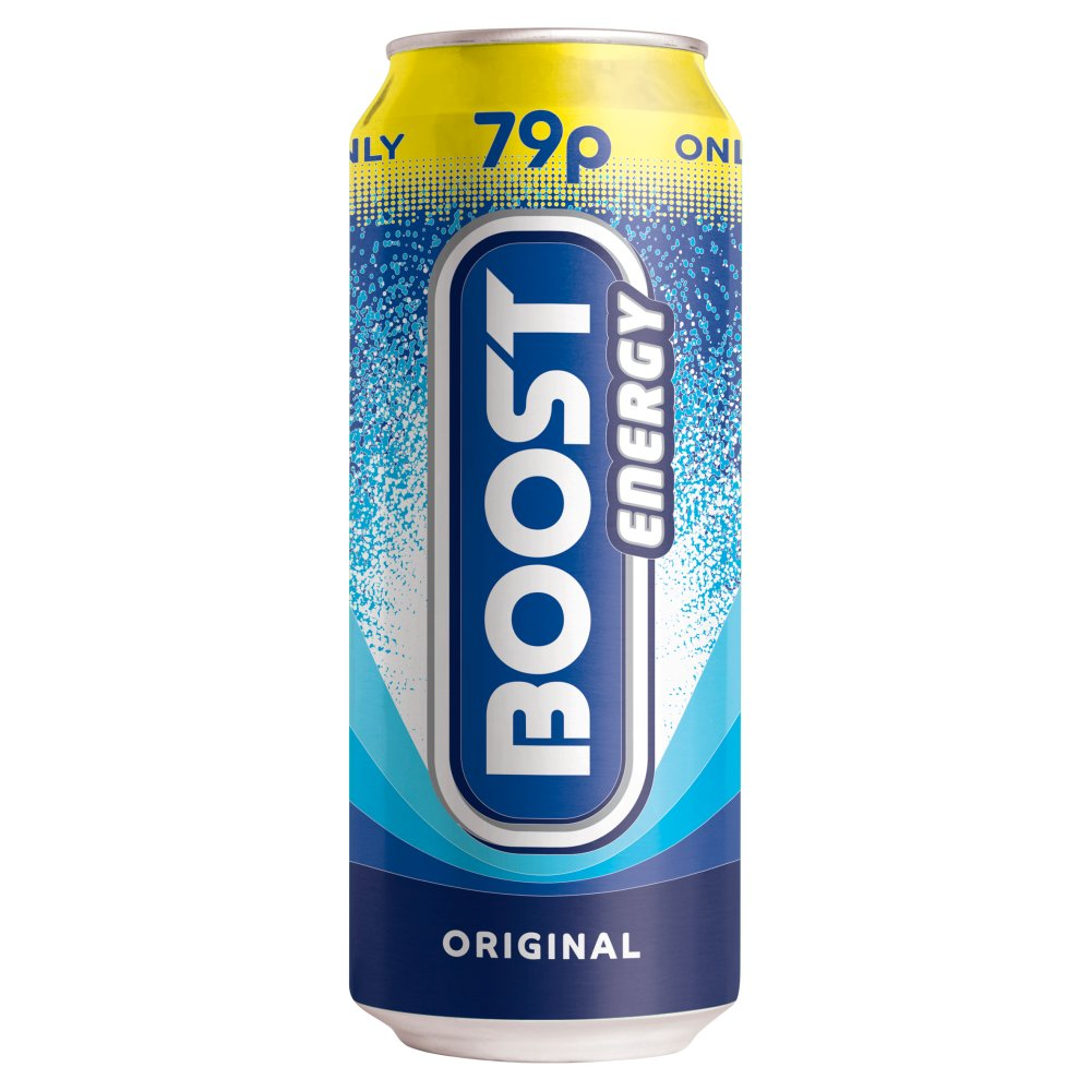 Boost Regular Cans PM 79p