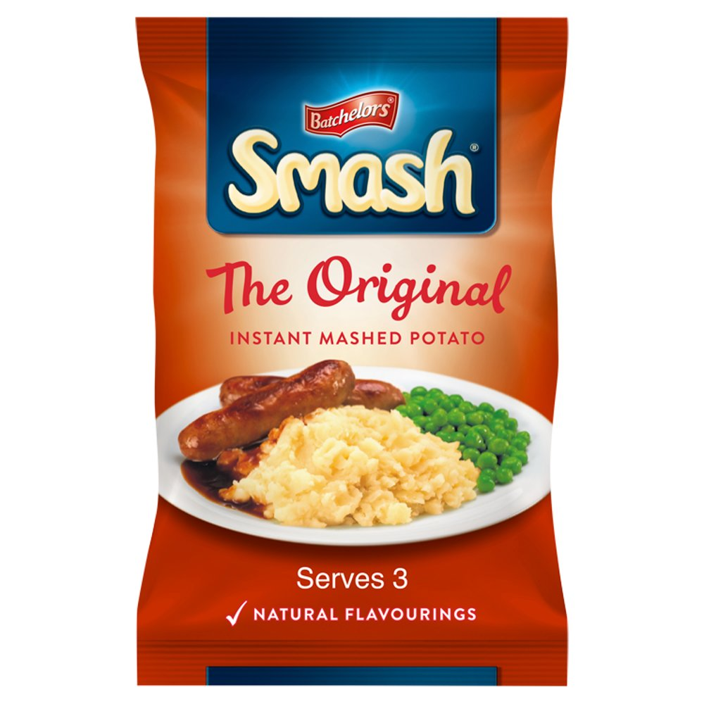 Batchelors Smash The Original Instant Mashed Potato 88g