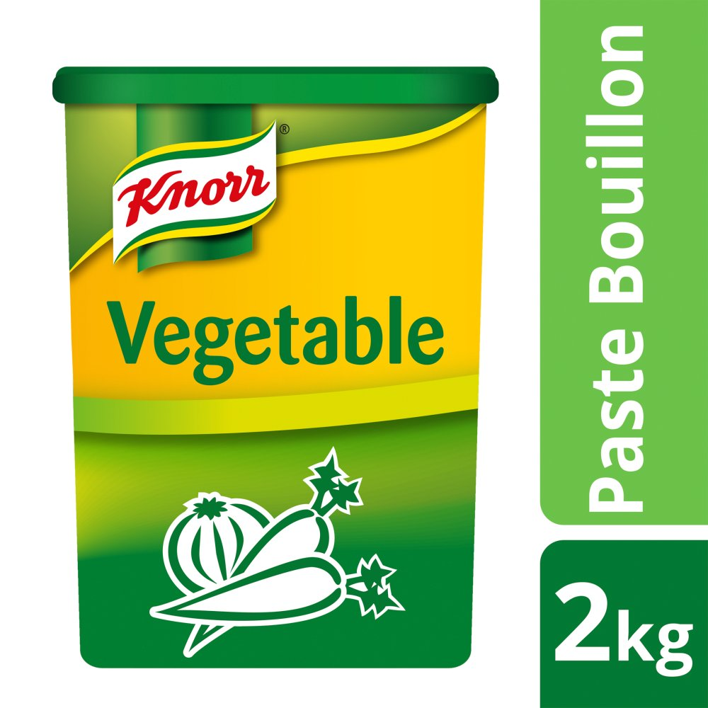 Knorr Bouillion Vegetable