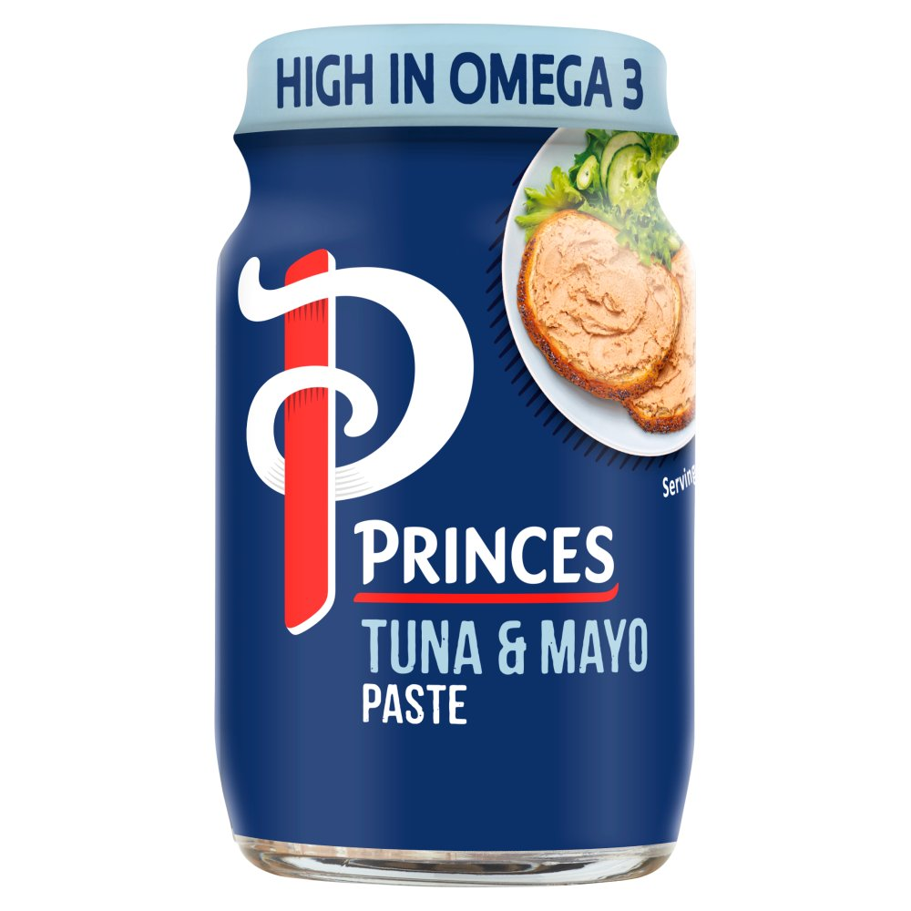 Princes Paste Tuna & Mayonaise