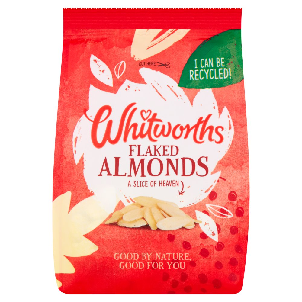 Whitworths Almonds Flaked