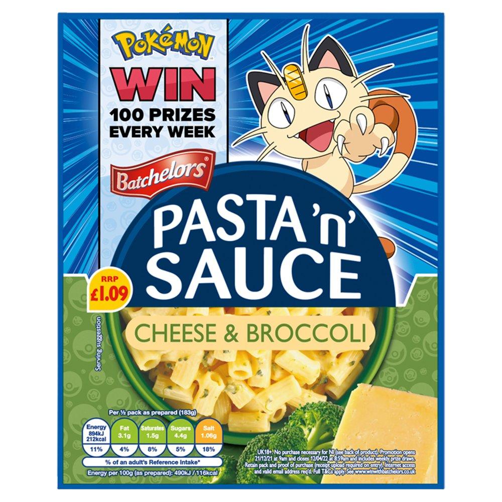 Batchelors Pasta 'n' Sauce Cheese & Broccoli 99g