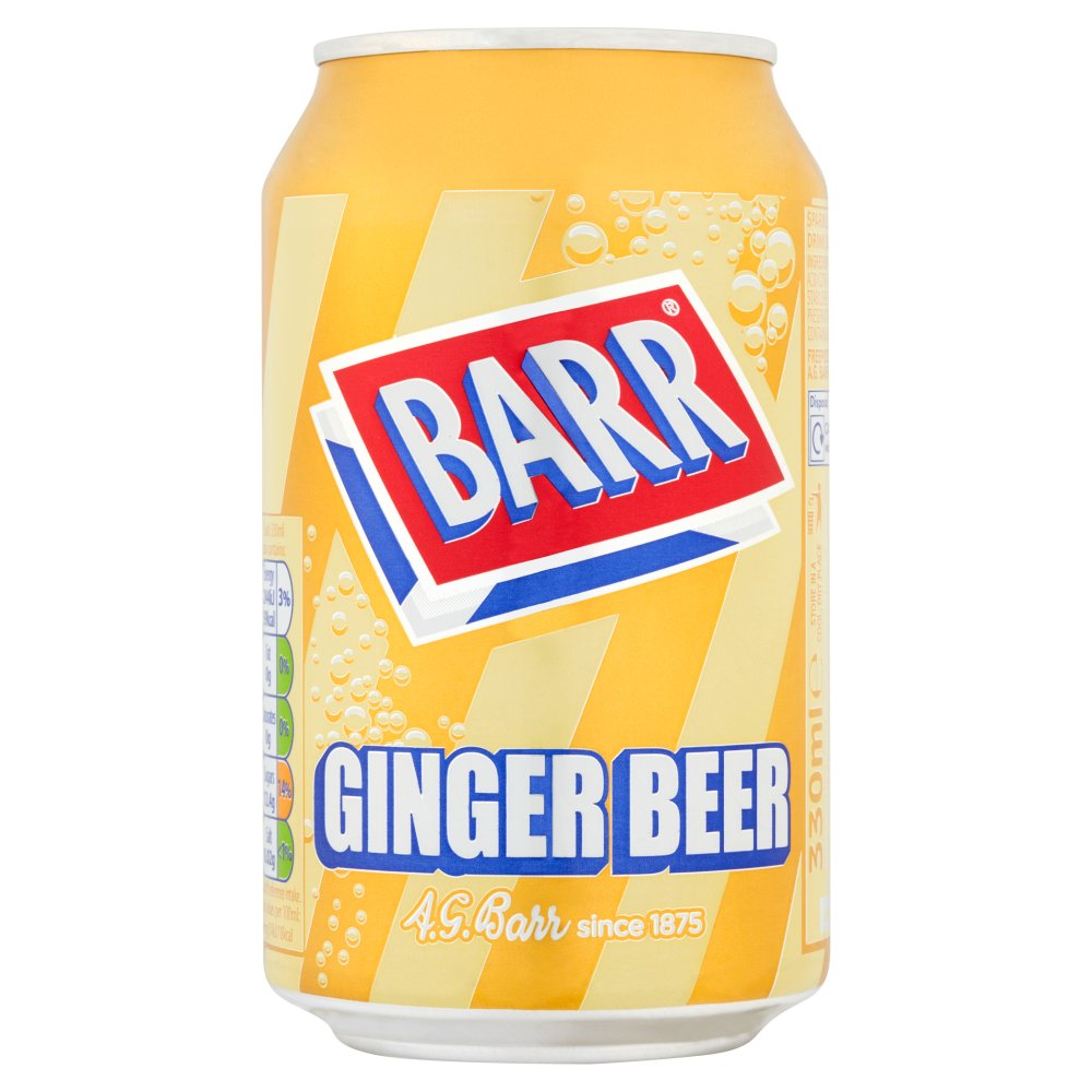 Barr Ginger Beer PM 39p
