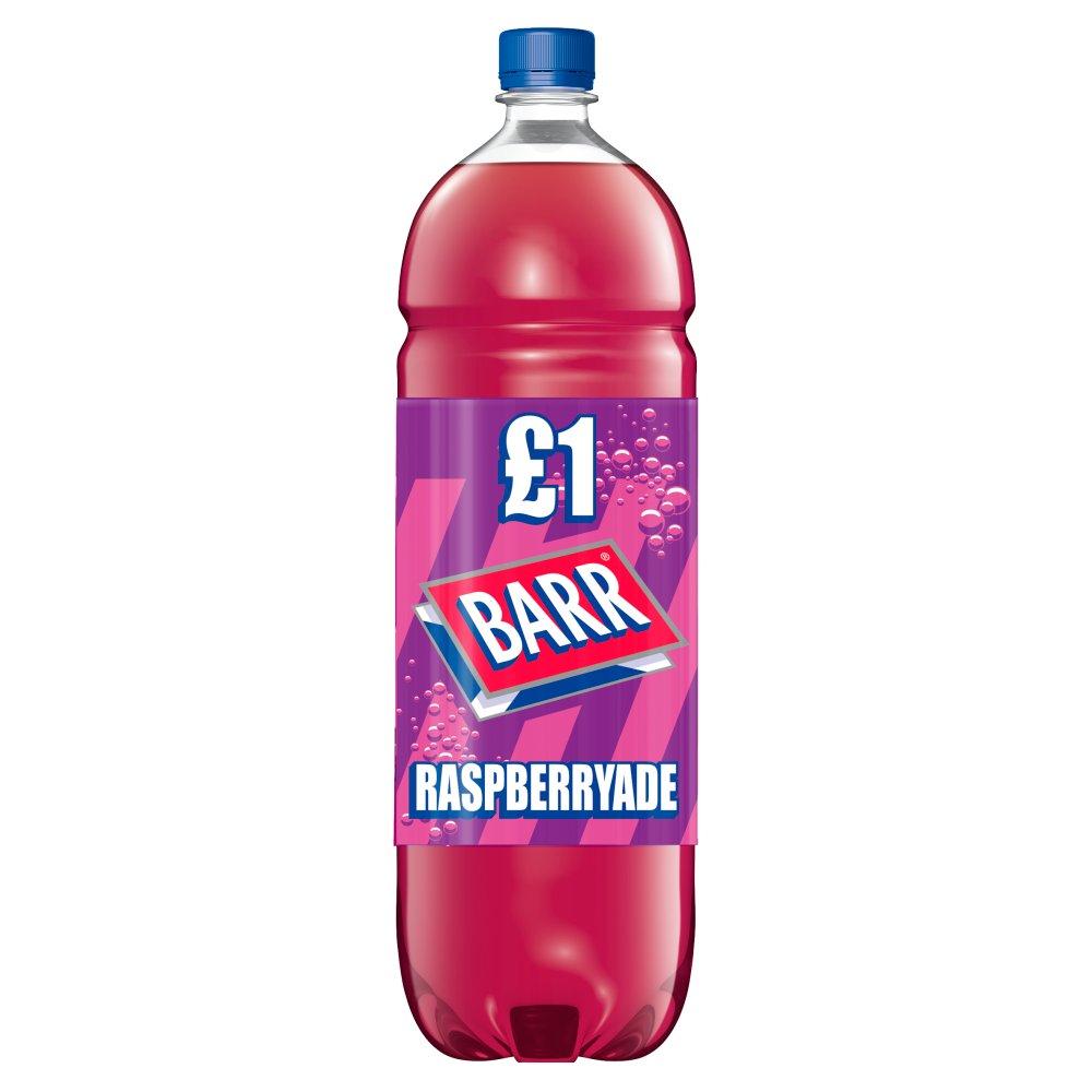 Barr Raspberryade 2L Bottle, PMP, £1