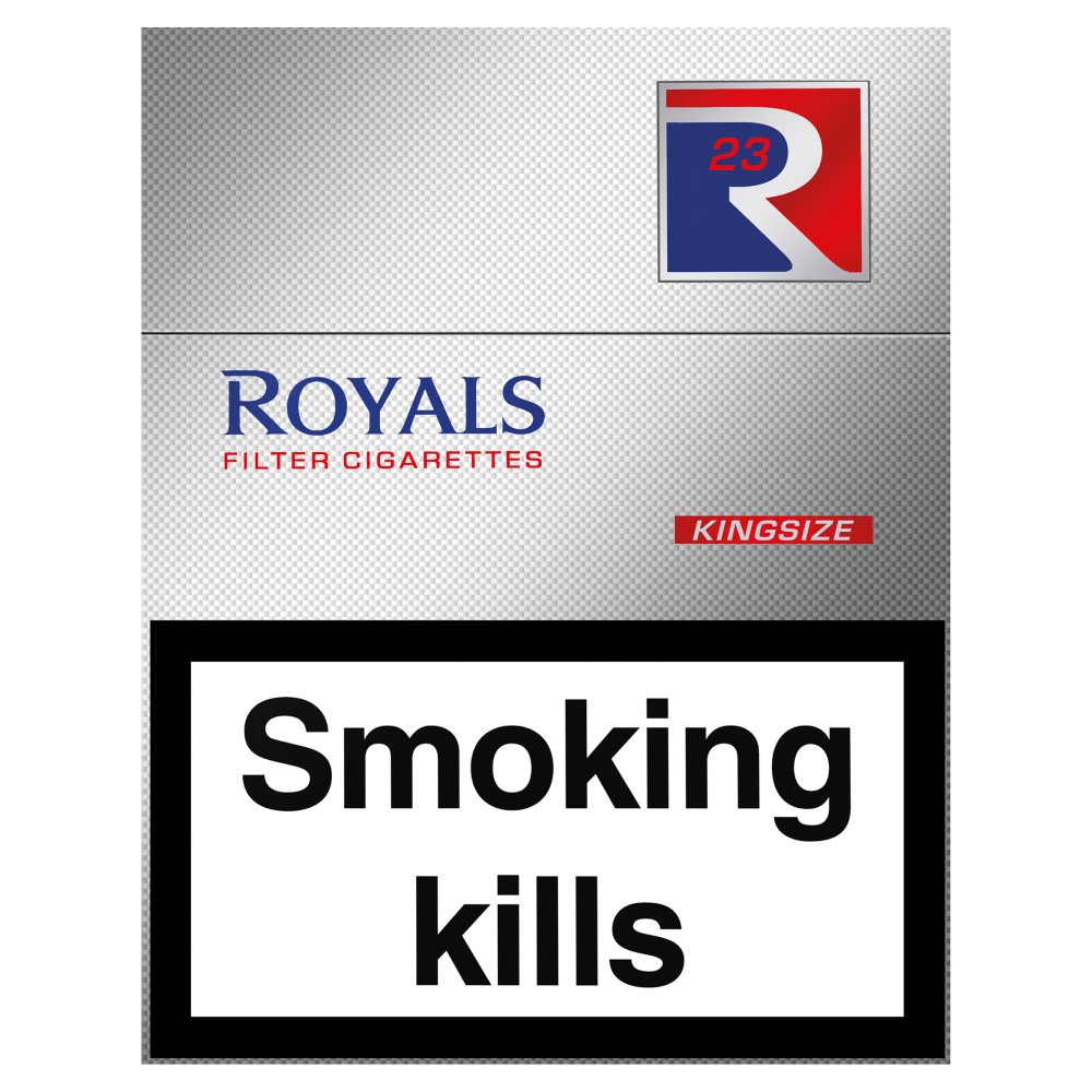 Royals King Size Red
