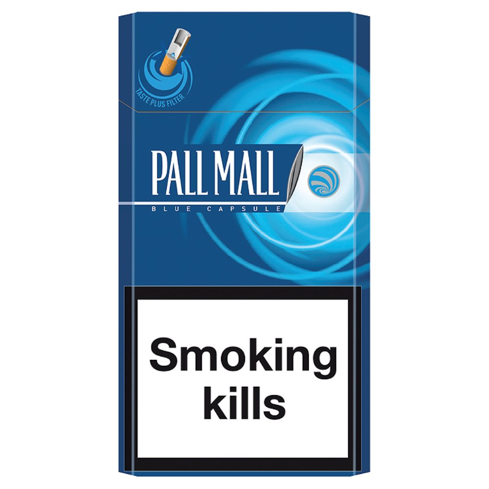 Pall Mall Super King Blue Click On
