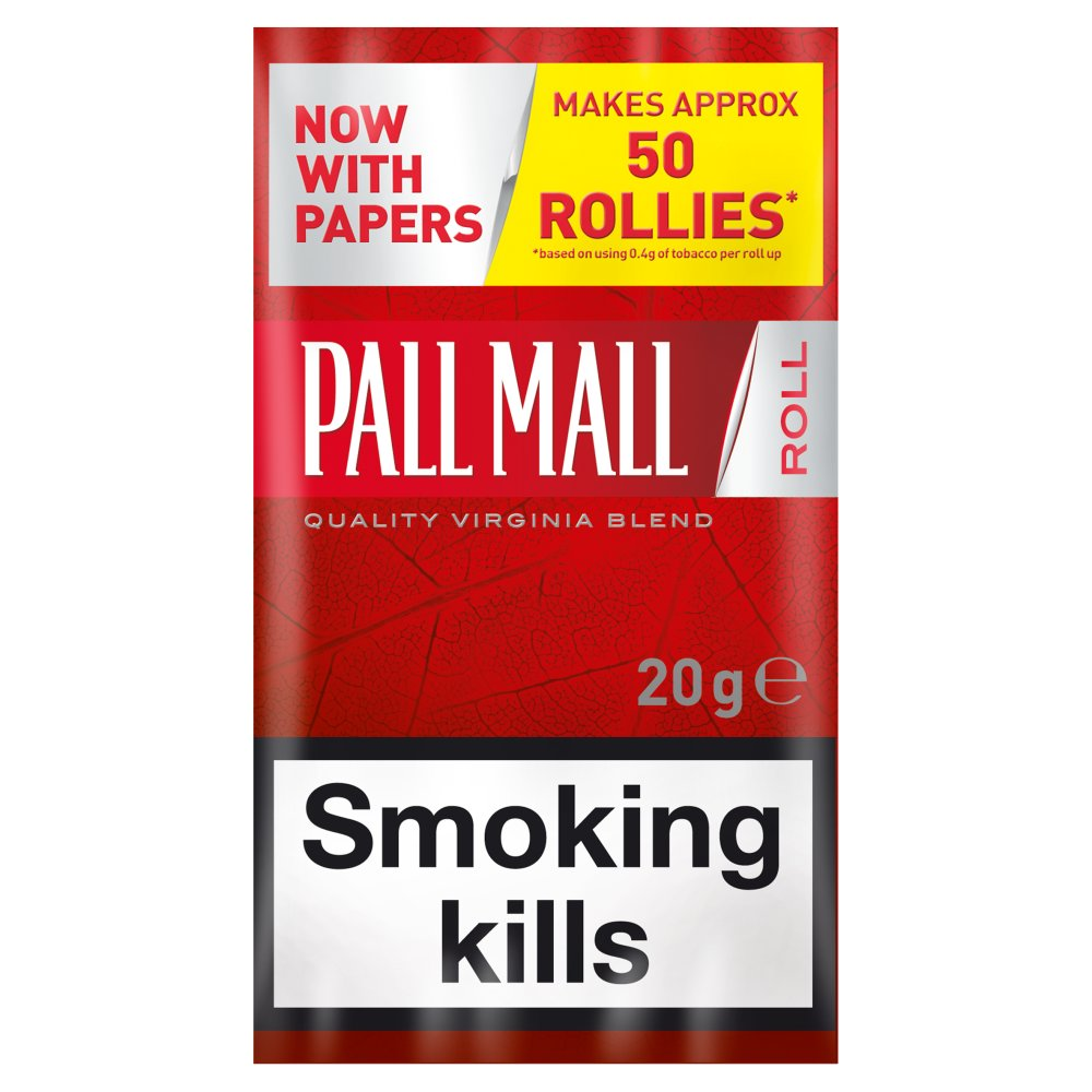 Pall Mall Roll Your Own