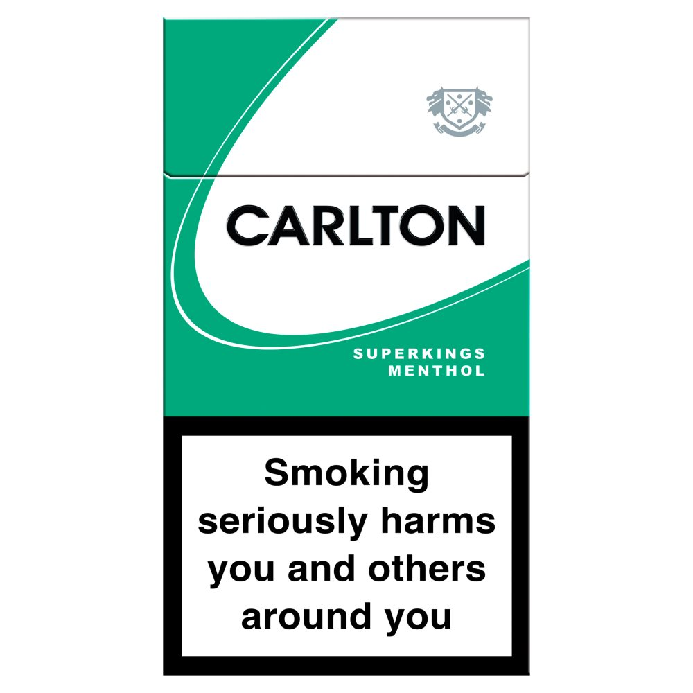 Carlton Super King Menthol