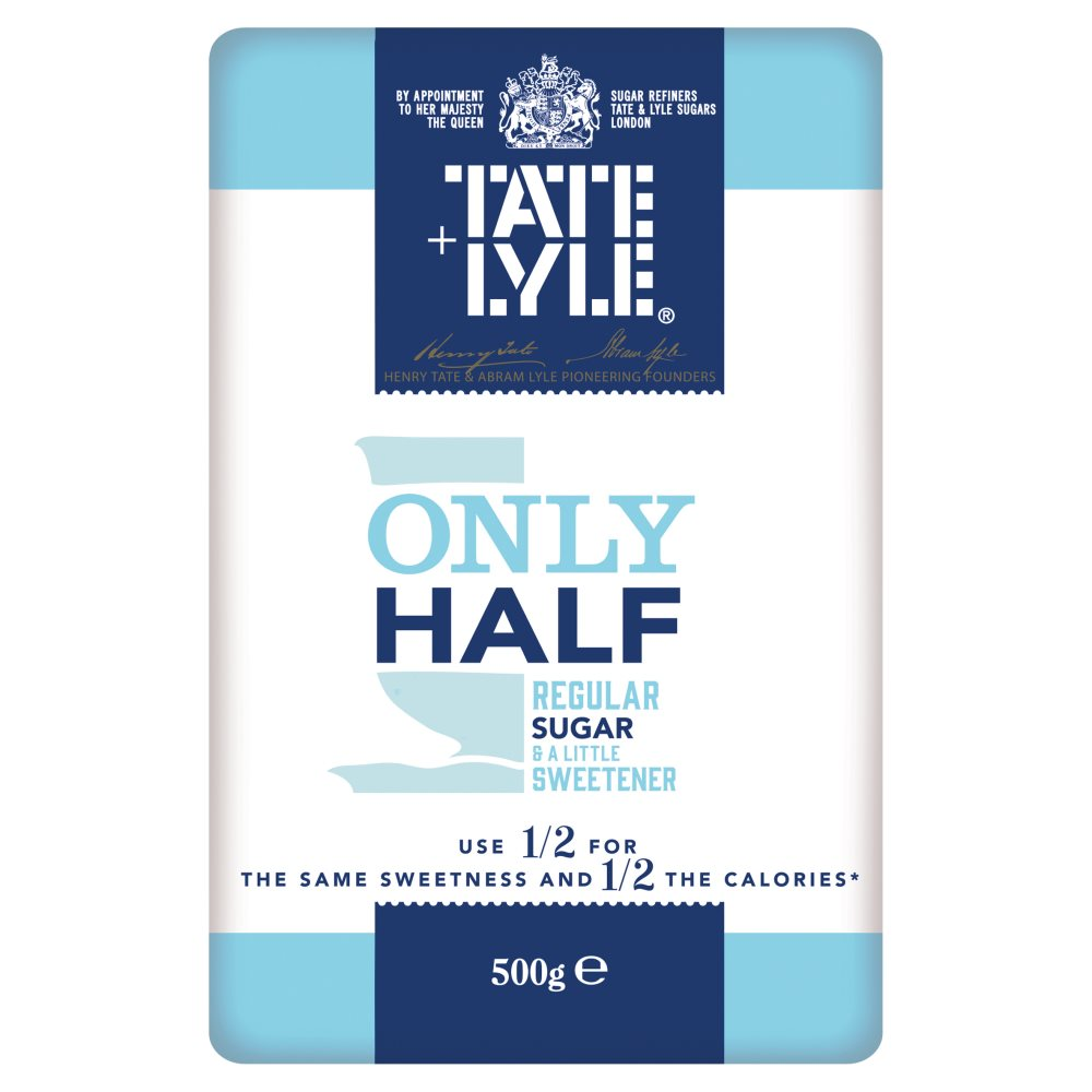 Tate & Lyle White Granulated Only Half