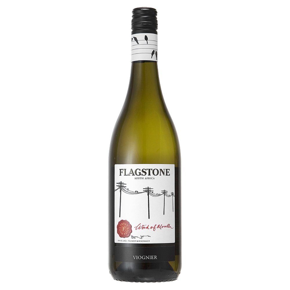 Word Of Mouth Viognier Flagstone