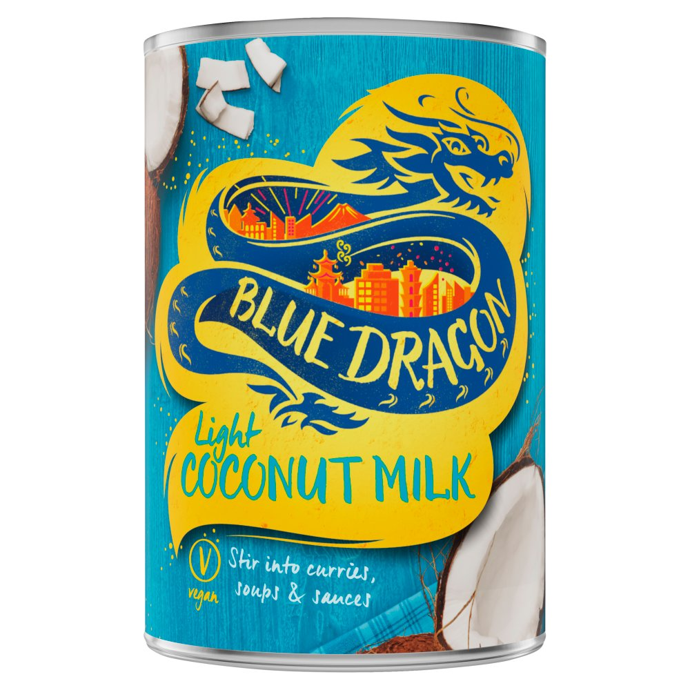 Blue Dragon Coconut Milk Light 400ml