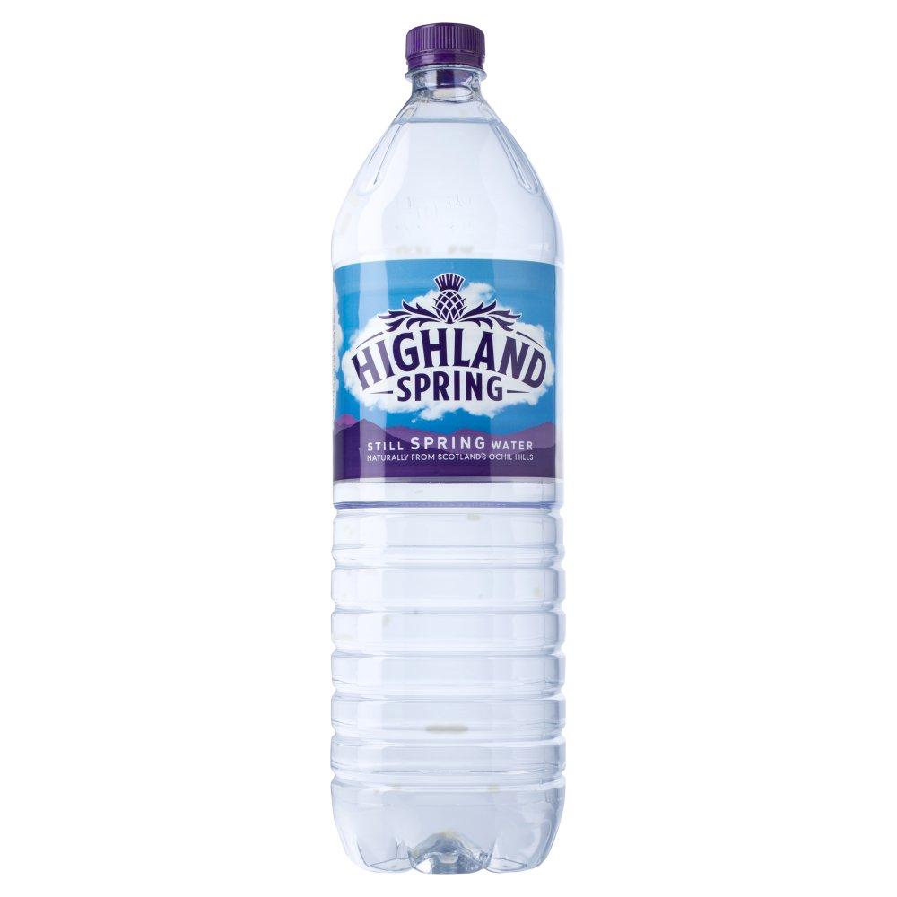 Highland Spring Still Spring Water 2L