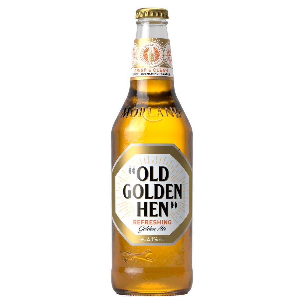 Old Golden Hen Refreshing Craft Beer 500ml