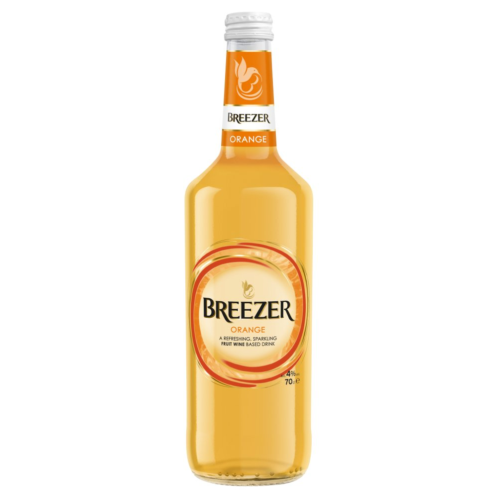 Bacardi Breezer Orange 70cl