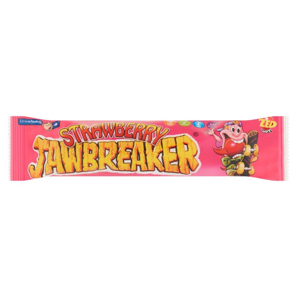 c43849ee02 Zed Candy Strawberry Jawbreaker 48.48g    Bestway Wholesale